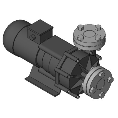 afbeelding voor BIMobject TH x Thai Obayashi_Magnet Pump