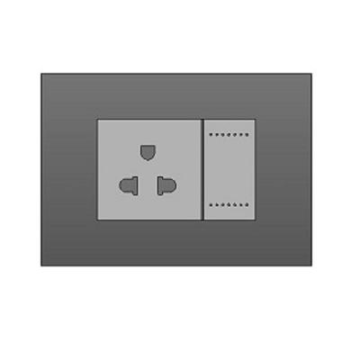 Image for BIMobject TH x Thaiobayashi_DoubleSocket3PRoundPIN