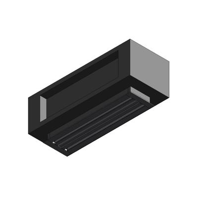Image for BIMobject TH x Thai Obayashi_3Slot Liner Ceilingl Rectangular Komfortflow Front Supply EA500 Kitchen