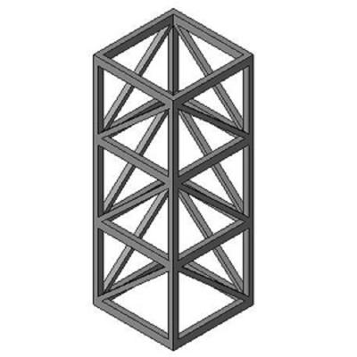Image for BIMobject TH x Thai Obayashi_MastSection_65x65