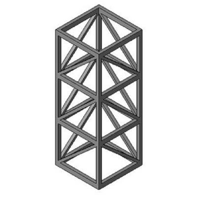 Image for BIMobject TH x Thai Obayashi_MastSection_166x166
