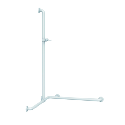 Image for Nylon Care Shower handrail with movable shower handrail, 763x1008x1158