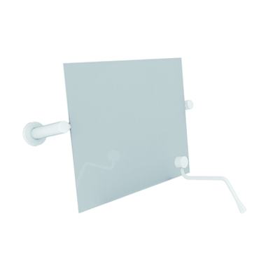Image for Nylon Care Adjustable mirror with operating handle 550x500