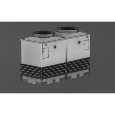 PME 5700 E Open-Circuit Cooling Tower  için görüntü
