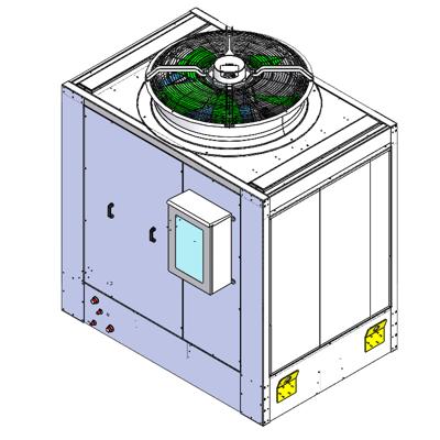 kuva kohteelle PAD-V Adiabatic Dry Cooler