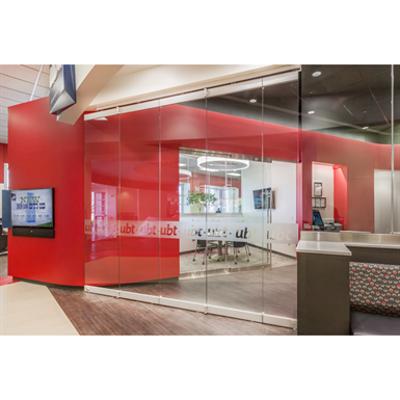 Image for NanaWall® CSW75 - Frameless Center Pivot Folding System