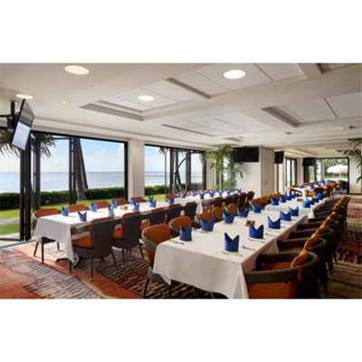 Image for NanaWall® SL73 - The Thermally Broken Aluminum Framed Hurricane Rated Folding System