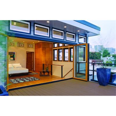 Image for NanaWall® WD66 - The Standard Wood Framed Folding System