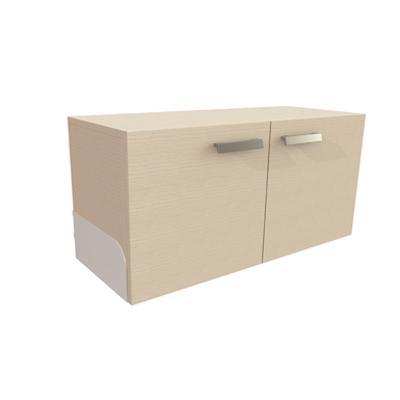 Image for Wooden cabinet for wallsystem