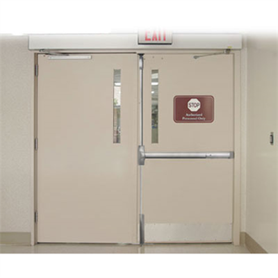 Image for Automatically Operated Door System Kit, Single or Double