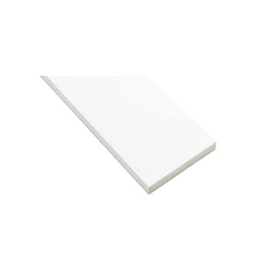Image for SP-N7504M24-UW 抗菌樹脂枠 三方枠 ムクタイプ 中間サイズ ウッドホワイト 間口=2200mm