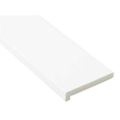 Image for SP-7004-IV 抗菌樹脂枠 三方枠 L字タイプ 標準サイズ アイボリー 間口=2200mm