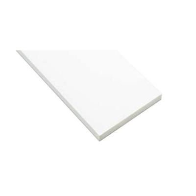 Image for SP-N8005M24-IV 抗菌樹脂枠 三方枠 ムクタイプ 幅広サイズ アイボリー 間口=1600mm