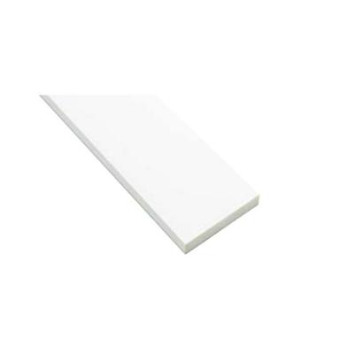 Image for SP-N7005M24-WT 抗菌樹脂枠 三方枠 ムクタイプ 標準サイズ ホワイト 間口=1600mm