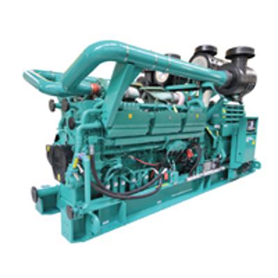 Image for Diesel Generator, QSK78 Series 2500-2750 kWe 60Hz