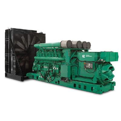 Image for Diesel Generator, QSK95 Series Heavy-Duty Engine, 2200 kW - 3500 kW, 2750 kVA - 4375 kVA