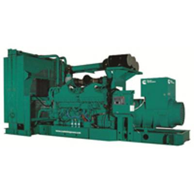 Image for Diesel Generator, QSK60 Series 1750-2500 kWe 60Hz