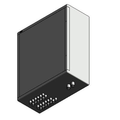 Image for Gemini String Combiner - 1000V DC (2 fuse)
