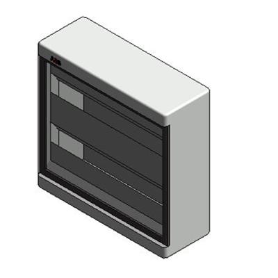 Image for Europa 65 String Combiner - 1000V DC multioutput (2 fuse)