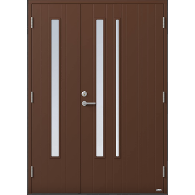 Double External door - Linjen 302PG2+1图像
