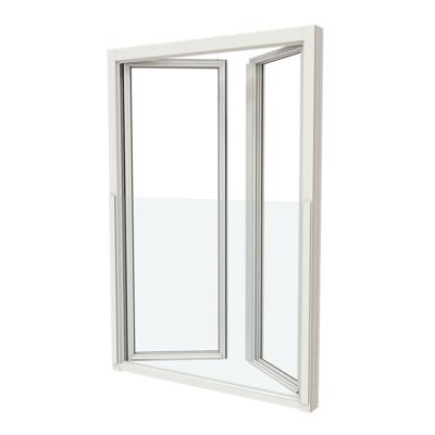 obraz dla ND NTech External Glass Railing System