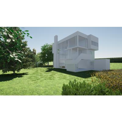 Image for Richard Meier Smith House