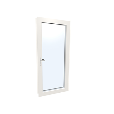 Image for Windowdoor single UPVC-ALU Internorm KF310 1T