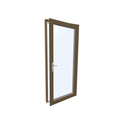 Image for Windowdoor single Wood-ALU Internorm HF410 1T