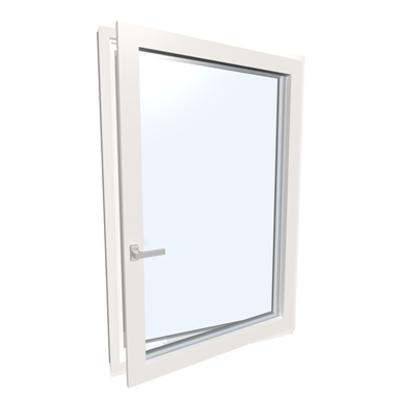 Image for Window single UPVC-ALU Internorm KF410 1