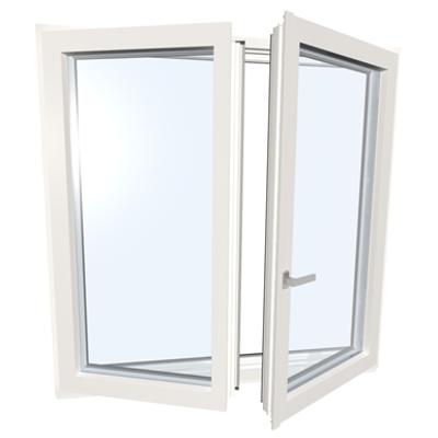 Image for Window double UPVC-ALU Internorm KF410 5