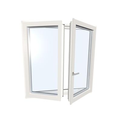 Image for Window double UPVC-ALU Internorm KF310 5