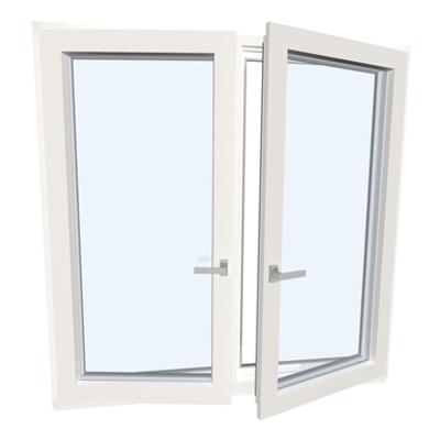 Image for Window double UPVC-ALU Internorm KF410 3