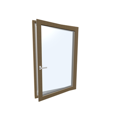 Image for Window single Wood-ALU Internorm HF410 1