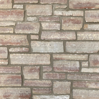 Image for Oakfield Red Stonegate - Natural Stone Veneer