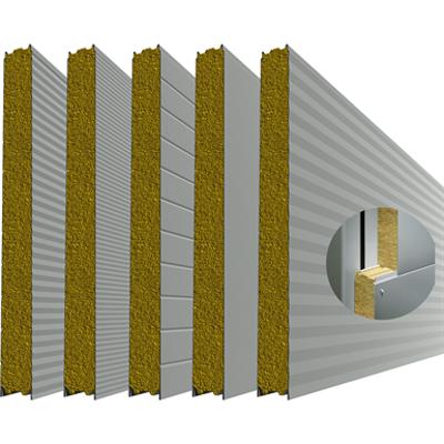 รูปภาพสำหรับ Mineral Wool Insulated Panel Pflaum® FO
