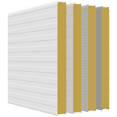รูปภาพสำหรับ Mineral Wool Insulated Panel Promistyl® V