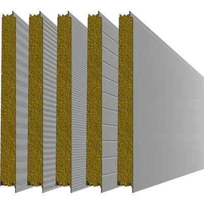 Mineral Wool Insulated Panel Module 4-Pflaum® FI 이미지