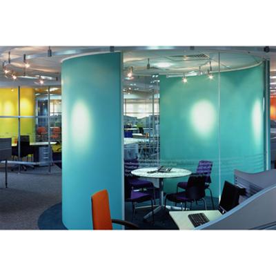 Image for Solare™ Single Glazed Frameless Partition System