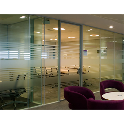 Image for Acoustic Double Glazed Glass Swing Door
