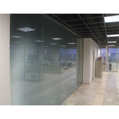 Image for Solare™ Double Glazed Frameless Partition System