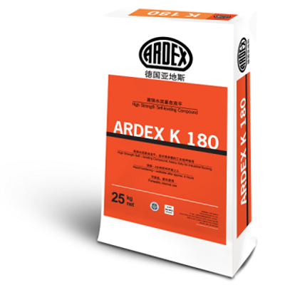 Image for ARDEX K 180 is a rapid hardening self leveling compound