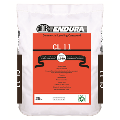Image for ARDEX CL 11 - Commercial grade, self-levelling compound