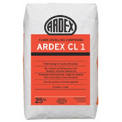 Image for ARDEX CL 1 - Floor Levelling Compound
