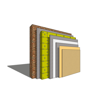 Image for SATE RHONATHERM® STONE BASIC