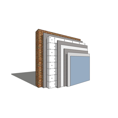 Image for SATE RHONATHERM® PURE ELASTIC