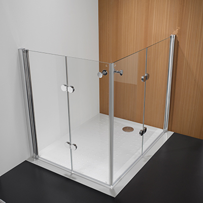 Image for New WCCare Hinged shower door