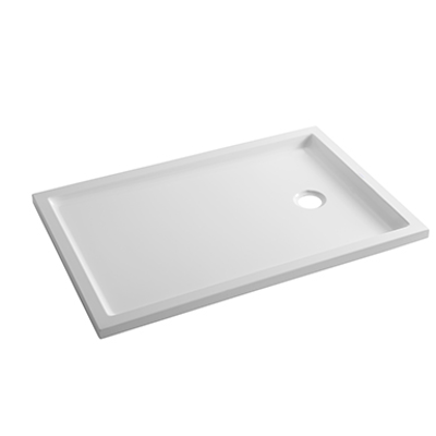 Image for Piano smooth surface shower tray