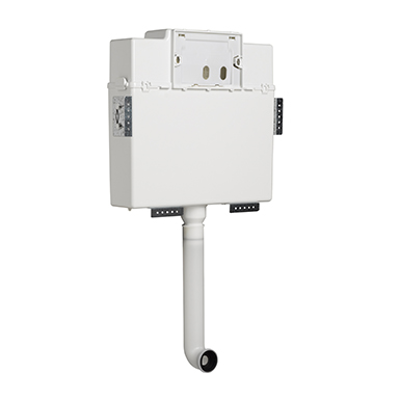 Image for Switch built-in cistern for low level wc