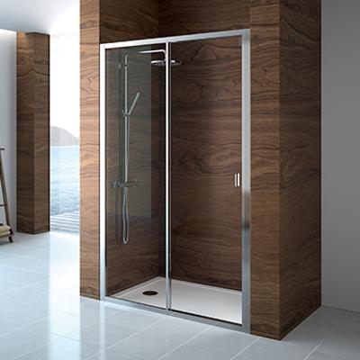รูปภาพสำหรับ Versus 120 Fixed panel for shower tray