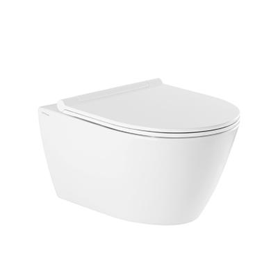 kuva kohteelle Sanlife rimflush wall mounted toilet